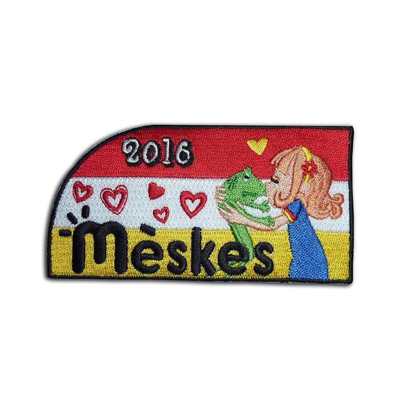 Meskes jaarembleem 2016