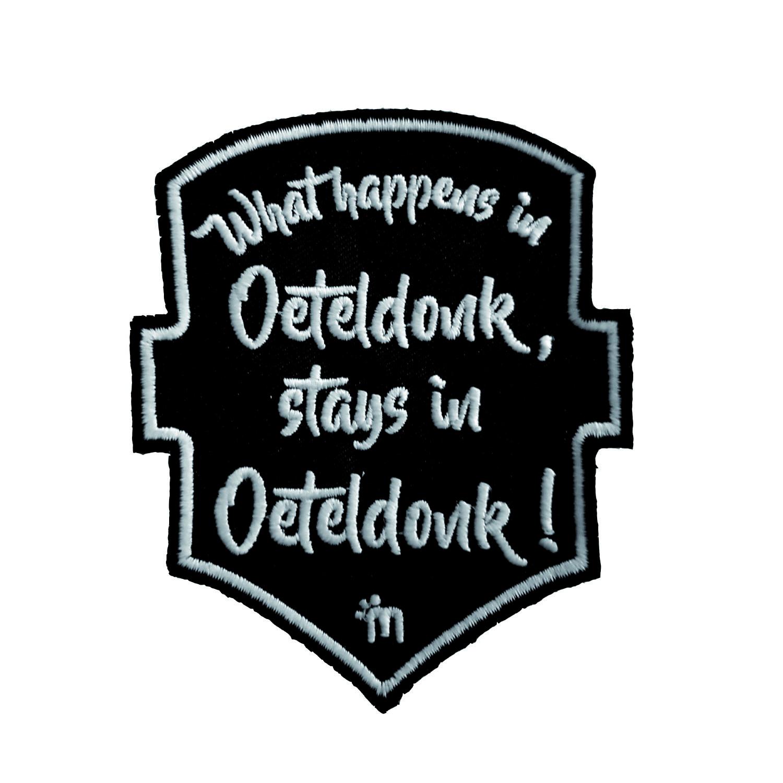 What happens in Oeteldonk, stays in Oeteldonk!