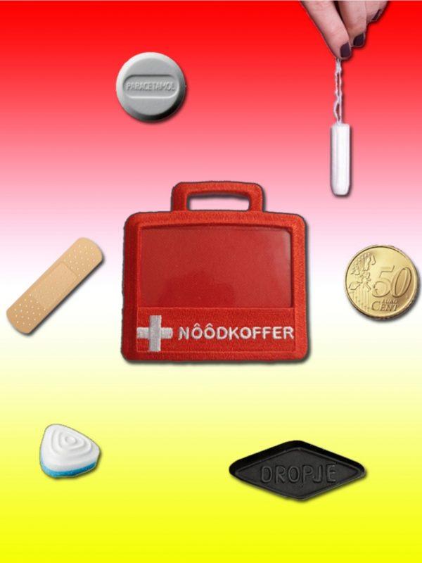 noodkoffer paracetamol