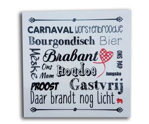 Brabant tegel