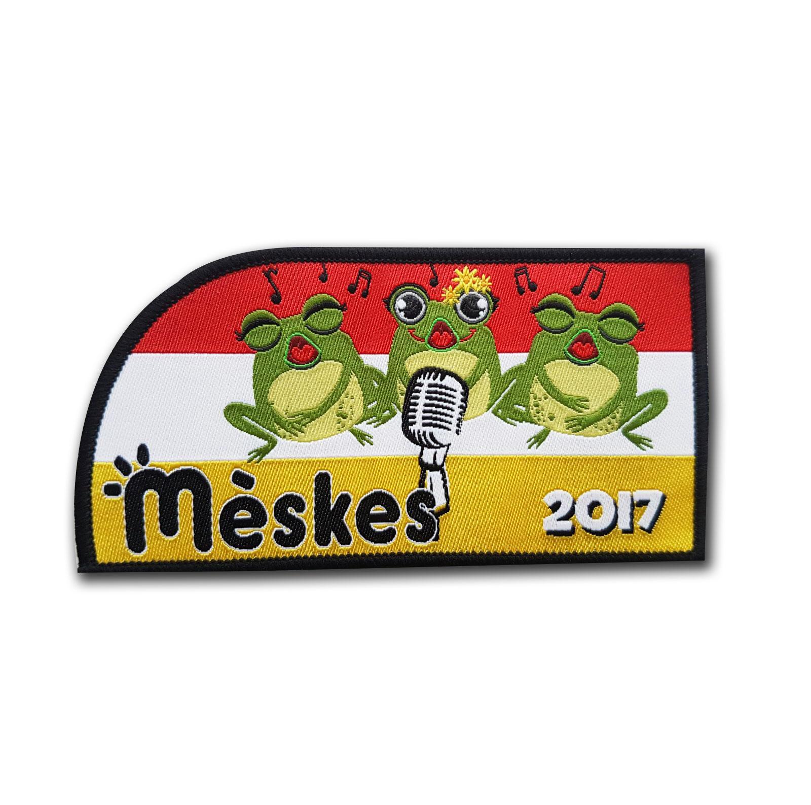Mèskes jaarembleem 2017