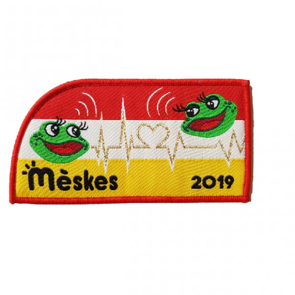 meskes jaarembleem 2019