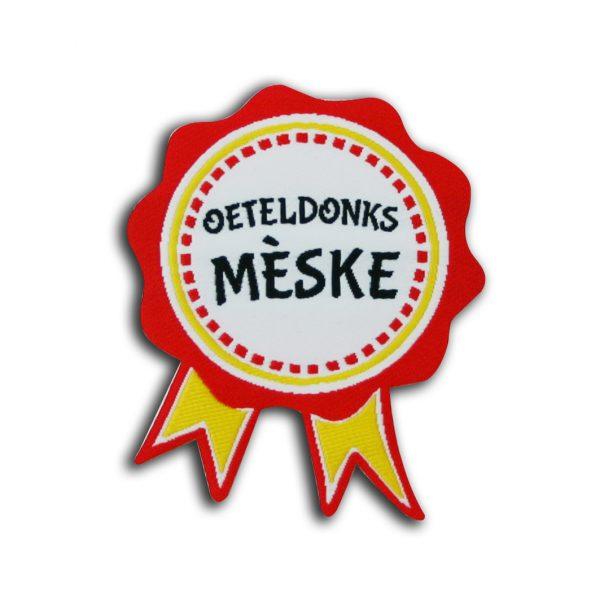 """Rozet """"Oeteldonks Mèske"""""""