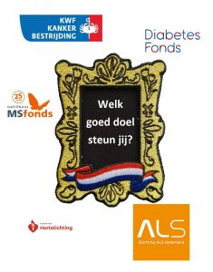 Fotolijst embleem Holland